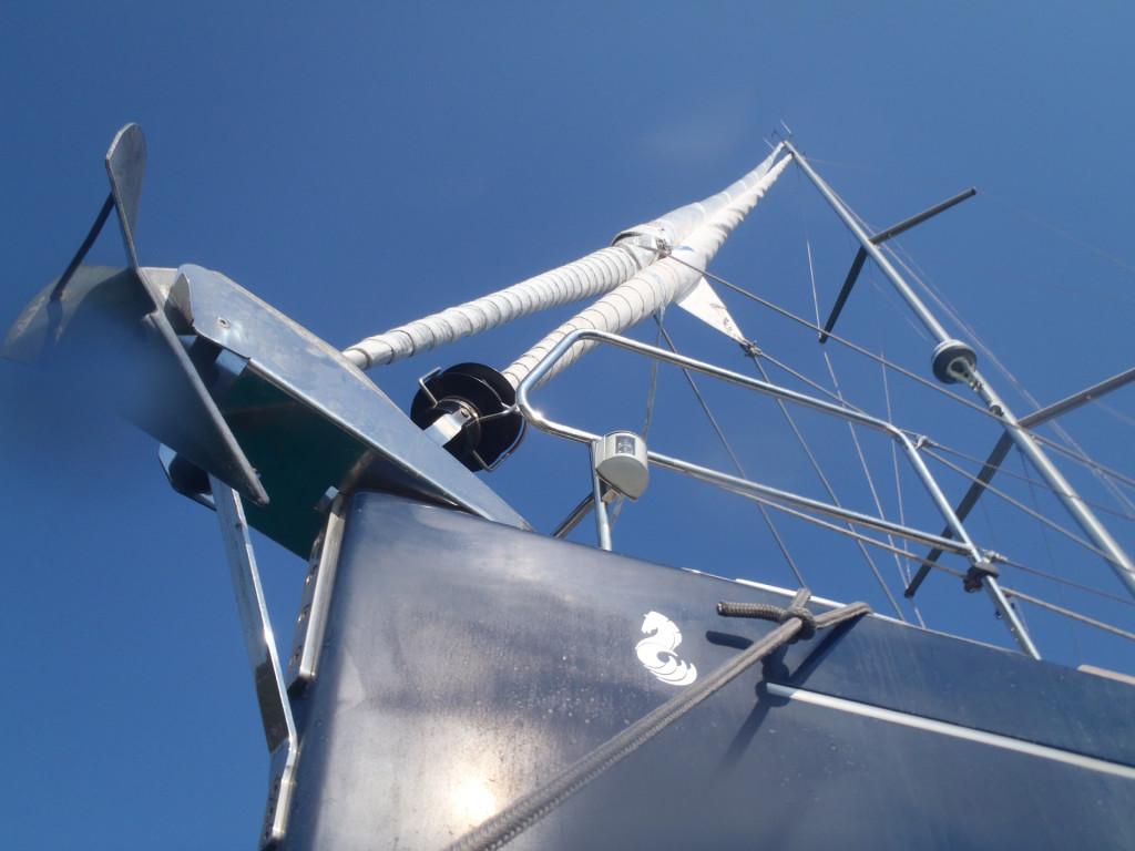 Mast 20 Meter